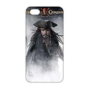 diy zhengCool-benz johnny depp pirates the caribbean (3D)Phone Case for Ipod Touch 4 4th /
