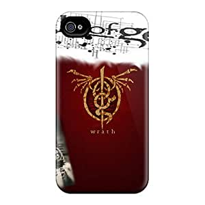 For Iphone 4/4s Protector Case Lamb Of God Phone Cover