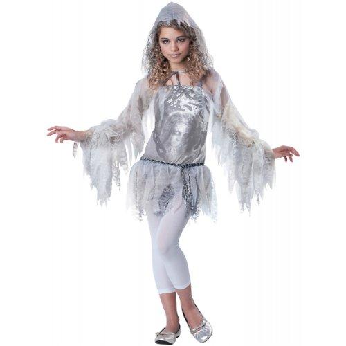 InCharacter Costumes, LLC Sassy Spirit, White/Silver, -