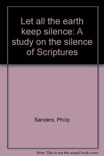 Let all the earth keep silence: A study on the silence of (Keep Silence)