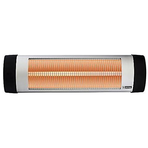 King Electric RSH1215 1500-watt Radiant Shop/Patio Heater