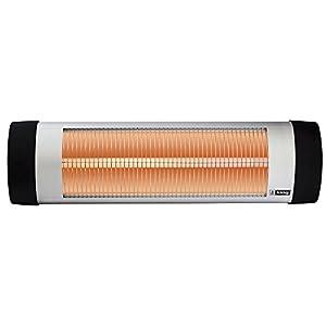 King Electric RSH1215 1500 Watt Radiant Shop/Patio Heater