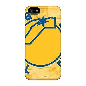 Durable Protector Case Cover With Nba Hardwood Classics Hot Design For Iphone 5/5s