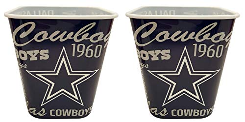 NFL Dallas Cowboys Snack Buckets - 7