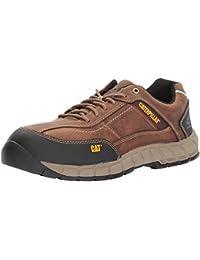 Men's Streamline Leather CT / Dark Beige Work Shoe
