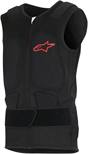 Alpinestars Men's Track Vest 2(Black,Large) by Alpinestars
