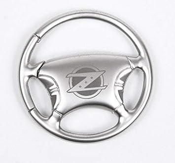 Amazon.com: Logotipo de Nissan 350Z Volante clave Cadena ...