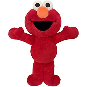 f9cedd2e70 Jay Franco Sesame Street Plus Stuffed Red Elmo Pillow Buddy - Super Soft  Polyester Microfiber