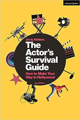 Donde Descargar Libros En The Actor's Survival Guide: How To Make Your Way In Hollywood De PDF A Epub