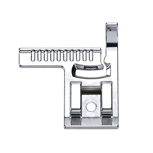 Tinksky Sewing Machine Stitch Guide Presser Foot for Brother Singer Babylock Janome Toyota Kenmore