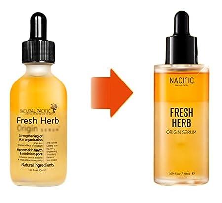 Nacific Natural Pacific Fresh Herb Origin Serum, Toner New Upgrade Version (Serum) by Nacific