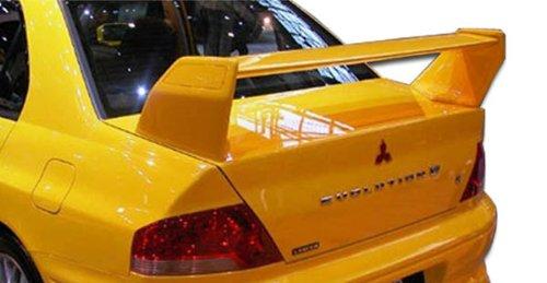 Duraflex Replacement for 2002-2007 Mitsubishi Lancer 2003-2006 Mitsubishi Lancer Evolution 8 9 Evo 7 Wing Trunk Lid Spoiler - 1 Piece