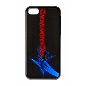 Devil May Cry 4 iPhone 5c Cell Phone Case Black yyfD-313972