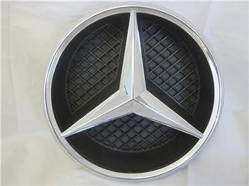 Oem Mercedes-Benz Ml Gl GLK C E W/ sin Distronic Rejilla Viga Star Emblema &
