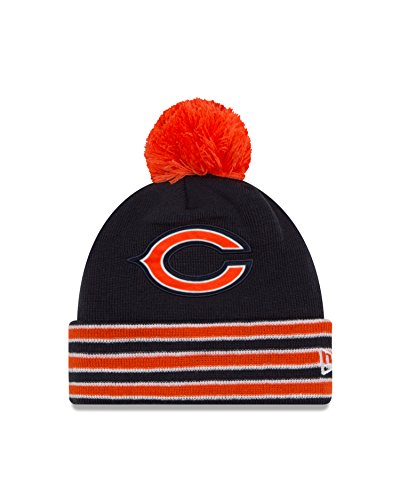 - NFL Chicago Bears Team Relation Knit Beanie, One Size, Blue