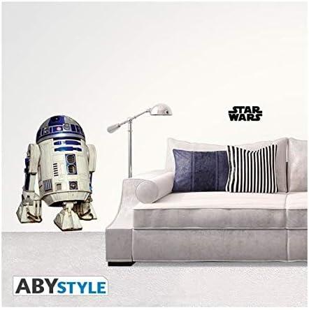 Abystyle - Pegatina Star Wars (ABYDCO096_B) [Importado de Francia ...
