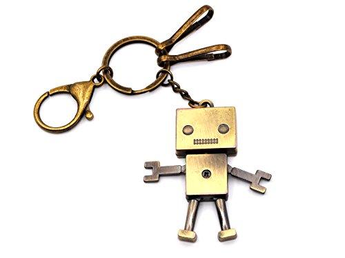 Robot Keychain - 5