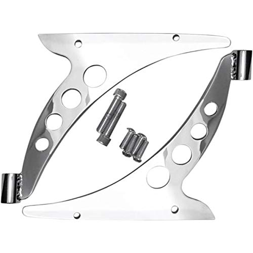 - Covingtons C0049-C Engine Guard Bracket Eliminator/Fairing Support Bracket - Chrome