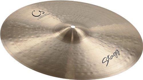 [Stagg CS-CMT19 19-Inch Classic Medium Thin Crash Cymbal] (19