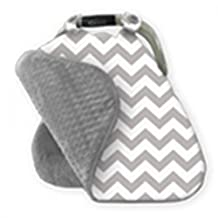 Carseat Canopy Car Seat-Canopy Chevy, Grey/White