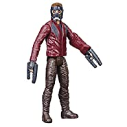 Marvel Avengers Titan Hero Series Star-Lord 12-Inch-Scale Super Hero Action Figure with Titan Hero Power FX Port