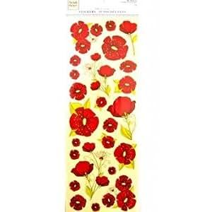 Colorbok - Heidi Grace Designs - Tweet Memories Collection - Fabric Stickers