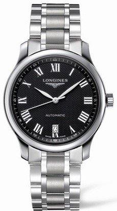 Longines Transparent Watch (Longines Master Collection L2.628.4.51.6 Automatic Transparent Case Back Men's Watch)