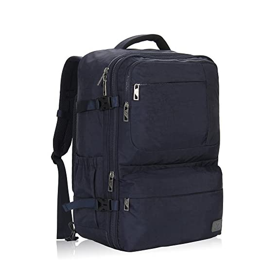 Hynes-Eagle-44L-Carry-on-Backpack-Flight-Approved-Compression-Travel-Pack-Cabin-Bag