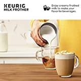 Keurig Standalone Milk Frother, Works with all