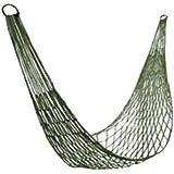 EarlyBirdSavings Nylon Meshy Rope Hammock Sleeping Net Bed For Hiking Camping Outdoor Sports