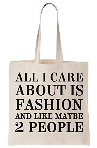 I Care Is Maybe Fashion And Bag All Canvas 2 Tote People Like About THwdCq