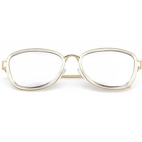 les pour tous voyage UV Rimmed de ronde designer Gracieux cadre la plein brillants de forme nuances Style soleil de Argent lunettes nouveauté visages conduite Lady polarisées lunettes protection soleil 4SYBqg