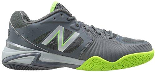 New Balance Heren Mc1296 Stability Tennisschoen Tennisschoen Grijs / Groen