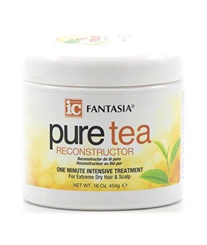 FANTASIA IC PURE TEA RECONSTRUCTOR ONE MINS INTENSIVE TREATMENT 16 OZ (Ic Pure Fantasia Tea)