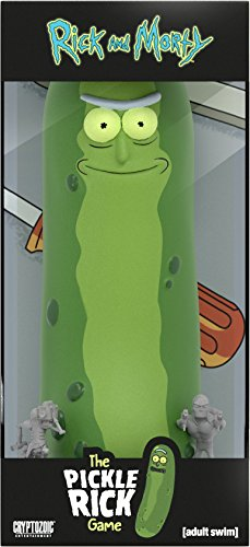 41xNWyOOMxL - The Pickle Rick Game