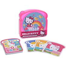 Hello Kitty Go Fish Card Game In Sandwich Container
