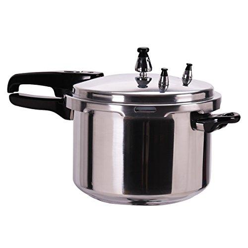 6 quart aluminum pressure cooker - 3