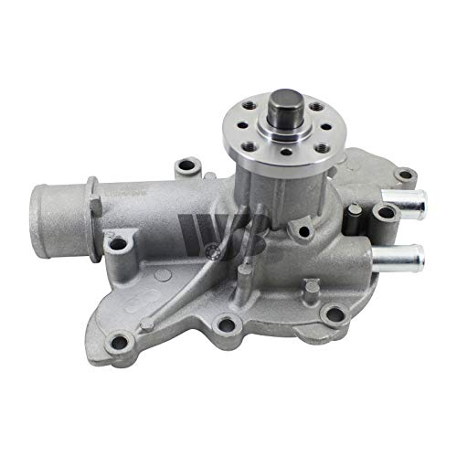 WJB WU4087 Engine Water Pump Replace Airtex AW4087 USMW US4087 ASC WP-9033 Gates 43065 GMB 125-1920