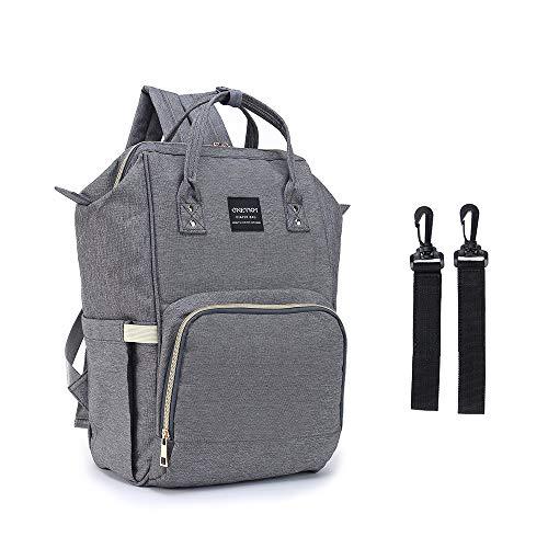 Jual Diaper Bag Multi-Function Waterproof Travel Backpack 83f31164b7724