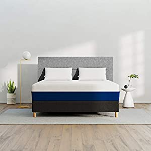 AMERISLEEP AS2 Memory Foam Mattress – Queen (Medium Firm) – Bed in a Box | Celliant Cover | Bio-Pur Plant Based Material…