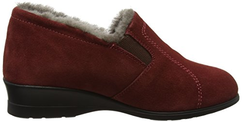 Wine Rouge Femme 115 Ruby Chaussons Hilde Fortuna Wvq6PEnXgw