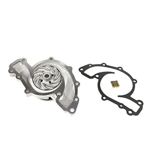 MOCA 130-1780 Engine Water Pump Kit for 98-05 Chevrolet Monte Carlo & Lumina, 98-09 Buick Regal & Riviera, 98-99 Oldsmobile LSS, 99-08 Pontiac Grand Prix 3.8L 3800CC