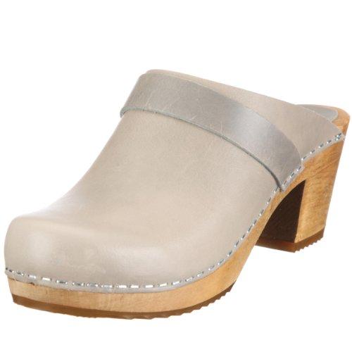 Sanita Iris Casual, Chaussures femme Gris-tr-bw