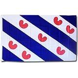 Friesland (Netherlands Province) - 3 ft x 5 ft Dura-Poly Polyester World Flag by Flagline