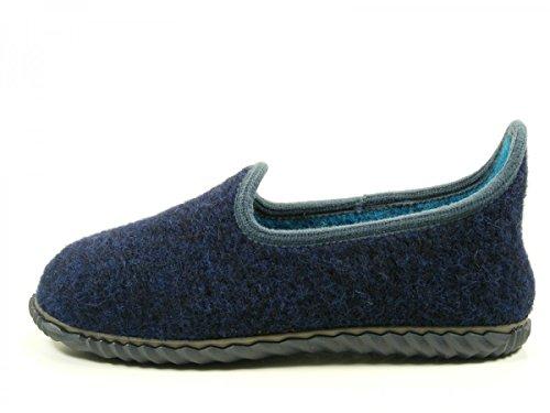 Rohde Kista - Zapatillas de casa Mujer Blau