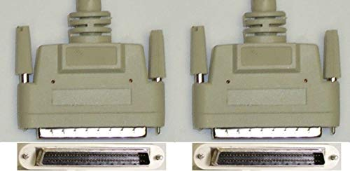 BELKIN F2N1112-06 6ft EXT Ultra2 LVD SCSI HD68M/HD68M Thumbscrews by Belkin