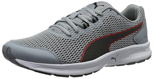 Gris De high Puma Descendant Homme Black Compétition 07 puma Risk Noir quarry Red Chaussures Running V4 Sft4xw7tq8