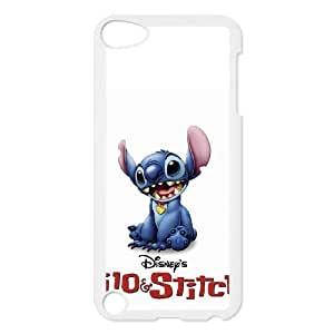 ipod touch 5 phone cases White Lilo &amp Stitch Stitch cell phone cases Beautiful gift YTRE9374477