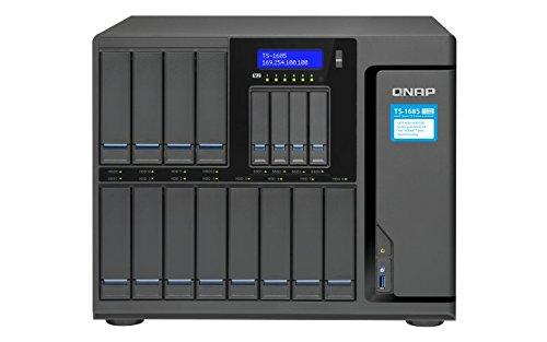 Qnap TS-1685-D1531-64GR-550W-US 12 Bay High-Capacity power supply by QNAP