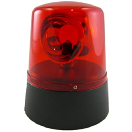 Fun Express - Flashing Mini Red Beacon Light. (4 1/4
